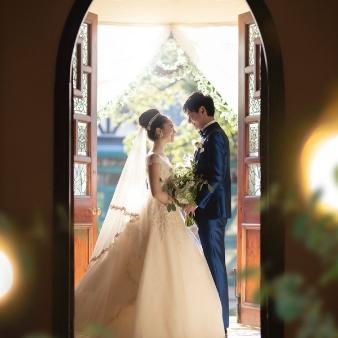 ザ・グリーンカーメル(The Green Carmel):\シンプルだけどこだわって/挙式&写真だけの結婚式フェア