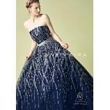 Bridal Salon TAKASAGOYA(高砂屋):☆アンテプリマ最新作ネイビーカラー☆ 人気の新ブランドドレス!