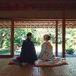 The Private Garden FURIAN 山ノ上迎賓館:【日本庭園を望む会食会場】ご家族と過ごす結婚式6名47万円~