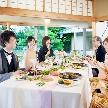 The Private Garden FURIAN 山ノ上迎賓館:【初見学の方◎フェア優待付】はじめて割×安心見積相談◆試食付