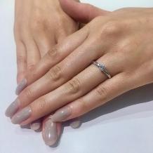 SunDance:【美しい輝きを生涯薬指に】HC957~9