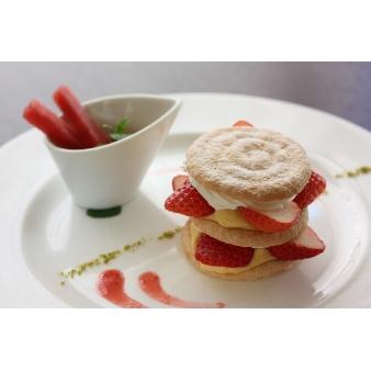 LA CARROZZA(ラ・カロッツァ レストラン&ウエディング):【平日限定!】☆専属パテシエのデザート4種付☆相談会