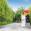 有栖川清水:理想の和婚がここにある!日本庭園×日本建築の魅力体感ツアー