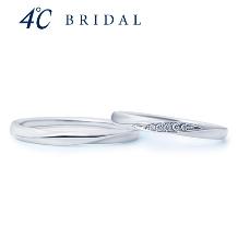 4℃ BRIDAL_【4℃ブライダル】アクアニティマリッジリング