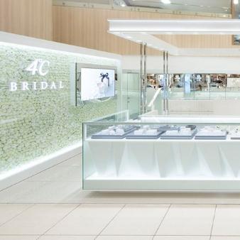 4℃ BRIDAL:名鉄百貨店