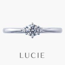 JUNO BRIDAL(ジュノ ブライダル)_【JUNO BRIDAL】LUCIE セリーン 婚約指輪