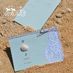 ARARS(アラース)●株式会社プチトリアノン:本物の貝殻と波のレース★無料サンプルは【ARARS】HPにて