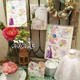 ARARS(アラース)●株式会社プチトリアノン:お花満開ラプンツェルのイメージ。無料サンプルは「ARARS」検索