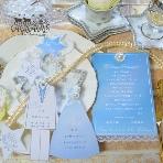 ARARS(アラース)●株式会社プチトリアノン:星に願いを。星の招待状。アラサー大人花嫁の上質・高級ペーパーアイテム。