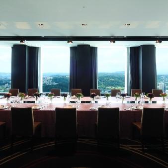 ウェスティンホテル仙台:<少人数限定!>試食×東北一の高さにあるパーティー会場見学