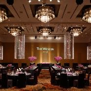 ウェスティンホテル仙台:月に一度のウエディングフェア【選べる来館時間】