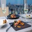 ウェスティンホテル仙台:<平日人気No.1>26階レストランでのディナー×見学相談会
