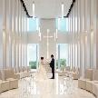 ウェスティンホテル仙台:<幻想的な天空のチャペル>チャペル重視の方必見!見学&相談会