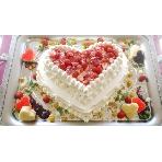 クルーズ・クルーズSHINJUKU:パティシエ特製ケーキ♪