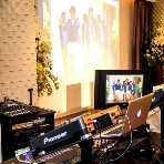 青山 Green grass Cafe:ステージ完備!PC接続可能!パーティ専門会場だからこそできる空間です♪