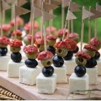 青山 Green grass Cafe:専属シェフによる、ビュッフェ料理は16品とボリューム豊富!様々なお料理を堪能下さい♪