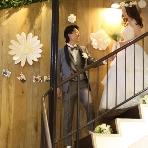 青山 Green grass Cafe:螺旋階段が特徴的なグリーングラスカフェ!