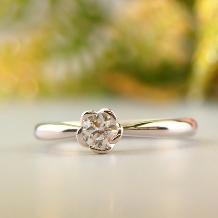 Lienjoux(リアンジュ)(旧アトリエヤマサン)_◆手作り婚約指輪◆オーダー、手作りで送るエンゲージリング