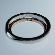 Lienjoux(リアンジュ)(旧アトリエヤマサン)_◆手作り結婚指輪◆Ring内側のモチーフ