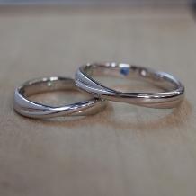 Lienjoux(リアンジュ)(旧アトリエヤマサン)_◆手作り結婚指輪◆ひねりデザイン