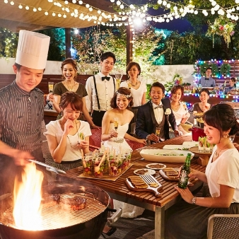 musee yotsuike (ミュゼ四ツ池):【浜松初!】グランピング×SUPERデザートブッフェ豪華2大体験