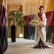 ホテル国際21:和装とドレス両方が似合う◆和モダン×シンプル結婚式提案フェア
