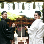 DAZZLE(レストランダズル):【和婚も気になる方へ】ドレス特典付☆提携神社見学×試食フェア