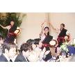 NaChura Resort Wedding(菜美ら):エイサーの演出によりゲストと楽しいヒトトキを・・・