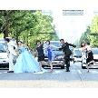 NaChura Resort Wedding(菜美ら):友人と街ロケ撮影も可能