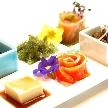 NaChura Resort Wedding(菜美ら):健康食材の沖縄産地直送を使用