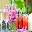 NaChura Resort Wedding(菜美ら):ウエルカムドリンクでご友人をおもてなししよう!