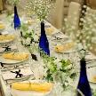 NaChura Resort Wedding(菜美ら):親族のみの少人数でのお食事会にどうぞ!