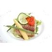 NaChura Resort Wedding(菜美ら):市場直送の鮮魚は絶妙な焼き具合でフレッシュな魚を召し上がることができる