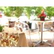 NaChura Resort Wedding(菜美ら):南国ムードでのウエルカムスペースで大切なゲストをおもてなし!