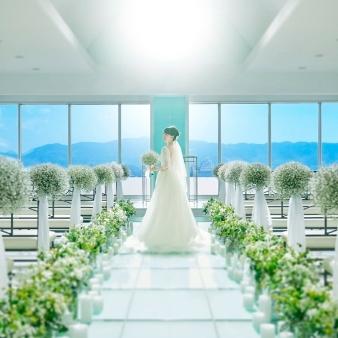 ホテル日航姫路:【世界文化遺産!姫路城が目の前】スカイチャペル感動体験フェア