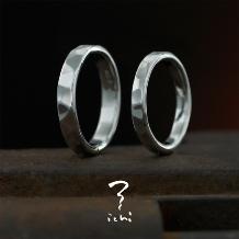 ichiの婚約指輪&結婚指輪