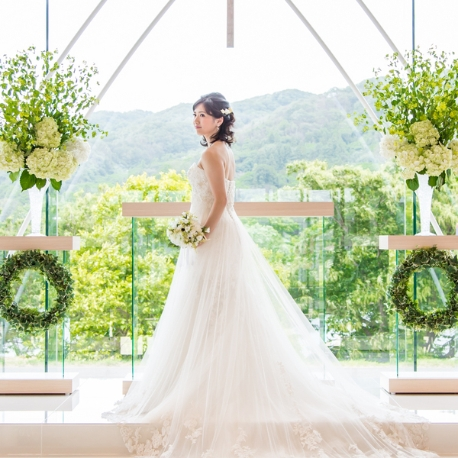 ホテルシティプラザ北上:【限定5組ハーフコース試食付】~Wedding Fair~