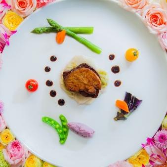 ベルセゾン:【16200円コースを試食】牛フィレ&フォアグラ試食フェア