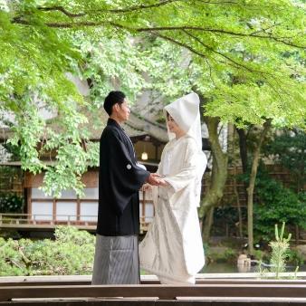 浮月楼:【和装・ドレス試着可能】浮月楼の花嫁体験プレミアムフェア