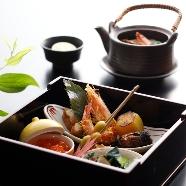 浮月楼:【世界遺産の和食を堪能】婚礼懐石料理フルコース賞味会