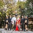 浮月楼:【6人の結婚式】大切な家族だけの結婚式*平日挙式限定*