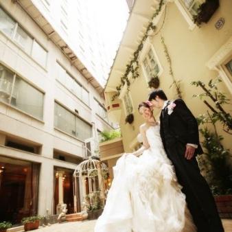 広島グランドインテリジェントホテル:【午後スイーツ付】中世ヨーロッパ調×貸切ウエディング相談会