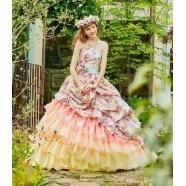 ドレス:OSAKA BRIDAL CENTER(大阪府ブライダルセンター)