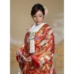 和装、白無垢、色打掛、黒引:OSAKA BRIDAL CENTER(大阪府ブライダルセンター)