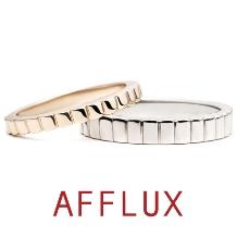 AFFLUX(アフラックス)_3/23発表 ゆびわ言葉:わかち合う Kikka(キッカ)婚約指輪
