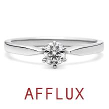 AFFLUX(アフラックス)_【1月号掲載中】ゆびわ言葉: 繋がり結ぶ Auhi(アウヒ)婚約指輪