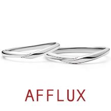AFFLUX(アフラックス)_【1月号掲載中】ゆびわ言葉:賀茂の守護神 IKAZUCHI(イカズチ) 結婚指輪