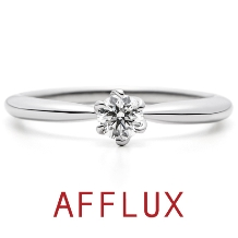 AFFLUX(アフラックス)_【1月号掲載中】ゆびわ言葉: 賀茂の守護神 IKAZUCHI(イカズチ)婚約指輪