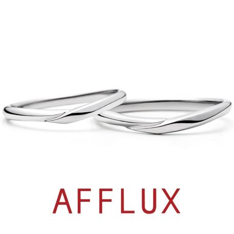 AFFLUX(アフラックス):【最新号掲載中】ゆびわ言葉:賀茂の守護神 IKAZUCHI(イカズチ) 結婚指輪