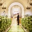 仙台ロイヤルパークホテル:【平日大満足フェア♪】ガーデン×独立チャペル感動体験フェア♪